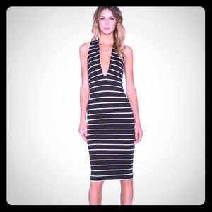 Make an offer. Bec & Bridge Jedi Deep V Dress